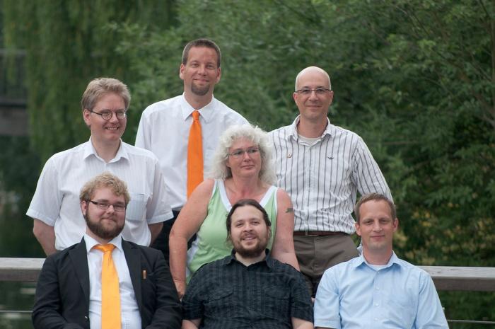 Neuer Vorstand 2011