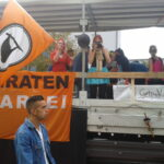 Die Lörracher Piraten bei der IG Musikkultur am 3.10.2012.
